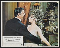 "On a Clear Day You Can See Forever (Paramount, 1970). Lobby Card Set of 8 (11"" X 14""). Comedy. ... (Total: 8 I..."