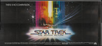 "Star Trek: The Motion Picture (Paramount, 1979). 24 Sheet (104"" X 232""). Science Fiction"