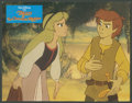 "Movie Posters:Animated, The Black Cauldron (Buena Vista, 1985). French Lobby Cards (18)(9.25"" X 11.75""). Animated.. ... (Total: 18 Items)"