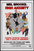 """Movie Posters:Comedy, High Anxiety (20th Century Fox, 1977). One Sheet (27"""" X 41"""") Flat-Folded. Style B. Comedy.. ..."""