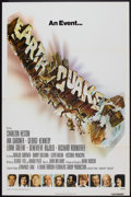 "Movie Posters:Action, Earthquake (Universal, 1974). One Sheet (27"" X 41"") Flat-Folded. Action.. ..."