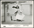 "Movie Posters:Animated, The Adventures of Ichabod and Mr. Toad Lot (Buena Vista, R-1959).Stills (6) (8"" X 10""). Animated.. ... (Total: 6 Items)"