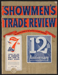 "Movie Posters:Miscellaneous, Showmen's Trade Review (1945). Magazines (2) (Multiple Pages, 9.25"" X 12""). ... (Total: 2 Items)"
