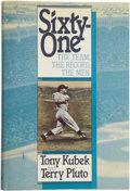 Autographs:Others, New York Yankees Signed Book. ...