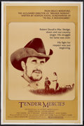 "Movie Posters:Drama, Tender Mercies (Universal, 1983). Poster (40"" X 60""). Drama.. ..."