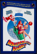 "Movie Posters:Animated, Rollercoaster Rabbit (Buena Vista, 1990). One Sheet (27"" X 40"") DS.Animated.. ..."