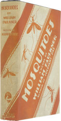 Books:First Editions, William Faulkner. Mosquitoes. New York: Boni and Liveright,1927....