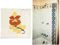 Movie/TV Memorabilia:Memorabilia, Marilyn Monroe's Bathroom Tile....