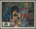 "Movie Posters:Animated, The Nine Lives of Fritz the Cat (American International, 1974).Belgian Lobby Cards (5) (9.5"" X 12'""). Animated.. ... (Total: 5Items)"