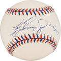 Autographs:Baseballs, Ken Griffey, Jr. Single Signed Baseball. ...