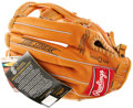 Autographs:Others, Cal Ripken, Jr. Signed Glove. ...