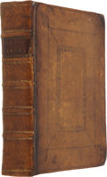 Books:Pamphlets & Tracts, John Scott and others. A Sammelband of Twenty Sermons.London: Various Publishers, 1682-1703....