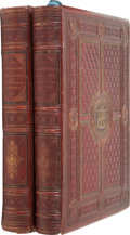 Books:First Editions, Thomas Archer. Pictures and Royal Portraits Illustrative ofEnglish and Scottish History, From the Introduction of Chris...(Total: 2 Items)