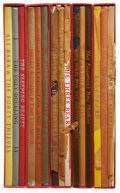 Books:Children's Books, The Evergreen Tales; or, Tales for the Ageless. New York:The Limited Editions Club, 1949-1952.. Limited to 2,500 sets...(Total: 15 Items)