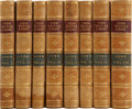 Books:Non-fiction, E. J. Lowe. Ferns: British and Exotic. London: George Bell& Sons, 1872.. Second edition. Eight octavo volumes.... (Total:8 Items)