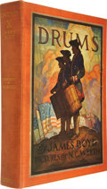 Books:Signed Editions, [N. C. Wyeth, illustrator]. James Boyd. Drums. New York:Charles Scribner's Sons, [1928].. Limited to 525 copi...