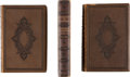 Books:Non-fiction, John James Audubon and John Bachman. The Quadrupeds of NorthAmerica - In Three Volumes. New York: V. G. Audubon... (Total: 3Items)