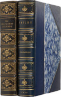 Books:Fiction, Two Works of 19th Century English Literature including George DuMaurier. Trilby, A Novel. London, 1895. [an... (Total: 2Items)