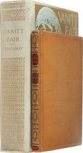Books:Fiction, [William Makepeace Thackeray]. Two Books by William MakepeaceThackeray including The Kickleburys on the Rhine (writ...(Total: 2 Items)
