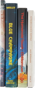 Books:Signed Editions, Four Science Fiction Limited Editions, All Signed, including: Jack Williamson. The Humanoid Touch. [and:] ... (Total: 4 Items)