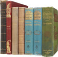 Books:Periodicals, W. Somerset Maugham. Seven Bound Magazines, including the 1898issue of Cosmopolis in which Maugham's first published st...(Total: 7 Items)