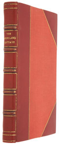 Books:First Editions, Elizabeth Gaskell. The Moorland Cottage. London: Chapman& Hall, 1850. First edition. Octavo. 182 pages. Illustr...