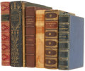 Books:Fiction, Lot of Seven Fine Bindings including The IngoldsbyLegends.... (Total: 7 Items)