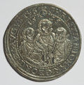 German States:Saxony, German States: Saxony. Johann Georg, August, and Christian Taler 1596,...