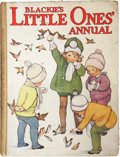 Books:Children's Books, Blackie's Little Ones' Annual. London: Blackie & Son,[n.d., ca. 1930s]. Charming illustrations throughout, several inc...