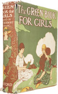 Books:Children's Books, Mrs. Herbert Strang [editor]. The Green Book For Girls.London: Humphrey Milford / Oxford University Press, [n.d., c...