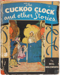 Books:Children's Books, Mrs. Molesworth. The Cuckoo Clock and Other Stories. NewYork: Grosset & Dunlap, [n.d.]. Illustrations by Edna Cooke...