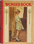 Books:Children's Books, Harry Golding [editor]. Wonder Book, A Picture Annual for Boysand Girls. London: Ward, Lock & Co., 1925. Illust...