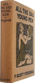 Books:First Editions, F. Scott Fitzgerald. All The Sad Young Men. New York:Charles Scribner's Sons, 1926.. First edition. Octavo. 267 p...