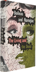 Books:Fiction, Pierre Boileau and Thomas Narcejac. The Living and the Dead.London: Hutchinson, 1956....