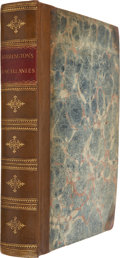 Books:First Editions, Daines Barrington. Miscellanies. London: J. Nichols,1781....