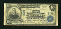 National Bank Notes:Colorado, Greeley, CO - $10 1902 Plain Back Fr. 624 The First NB Ch. # 3178....