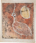 """Antiques:Posters & Prints, Lynne Tinley """"Spinifex Pigeon"""" Limited Edition Signed Print. 11.25x 14.25 inches. Handmade paper. A handsome limited editio..."""