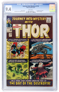 Journey Into Mystery #119 (Marvel, 1965) CGC NM 9.4 White pages