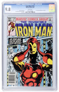 Modern Age (1980-Present):Superhero, Iron Man #170 (Marvel, 1983) CGC NM/MT 9.8 White pages....
