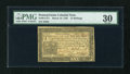 Colonial Notes:Pennsylvania, Pennsylvania March 16, 1785 15s PMG Very Fine 30....