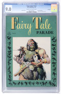 Golden Age (1938-1955):Funny Animal, Four Color #114 Fairy Tale Parade - File Copy (Dell, 1946) CGCVF/NM 9.0 Cream to off-white pages....