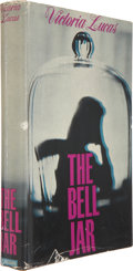 Books:First Editions, [Sylvia Plath]. Victoria Lucas [pseudonym]. The Bell Jar.London: Heinemann, 1963....
