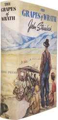 Books:First Editions, John Steinbeck. The Grapes of Wrath. New York: The Viking Press, [1939]....