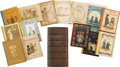 Books:Children's Books, Kate Greenaway. Complete Set of Miniature Almanacks1883-[1895] in British and French Editions. Paris: Librarie ...