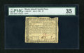Colonial Notes:Rhode Island, Rhode Island July 2, 1780 $7 PMG Choice Very Fine 35....