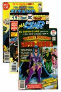 Modern Age (1980-Present):Superhero, DC Modern Age Group (DC, 1975-87) Condition: Average NM.... (Total:24 Comic Books)