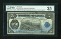 Canadian Currency: , DC-21f $5 1912 . ...