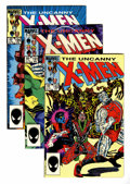 Modern Age (1980-Present):Superhero, X-Men Group (Marvel, 1980-89) Condition: Average NM.... (Total: 15Comic Books)