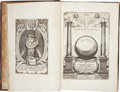 Books:Early Printing, Francis Bacon. Sylva Sylvarum. London: S. G. and B. Griffin,1676. Engraved frontispiece. Full contemporary calf. Re...
