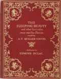 Books:Fiction, Edmund Dulac [illustrator]. The Sleeping Beauty and Other FairyTales From the Old French. New York and London: ...